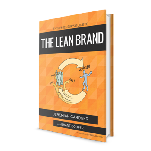 The Lean Brand Image